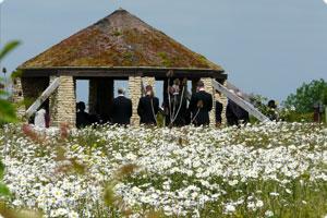 Sunrising natural burial funeral