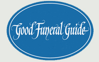 Logo for Good Funeral Guide