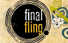 Logo for Final Fling