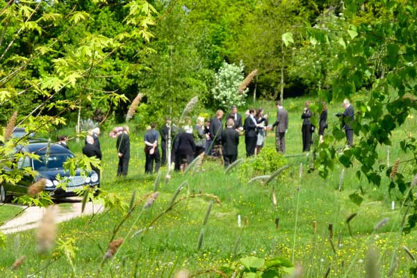 Westall Park Funeral