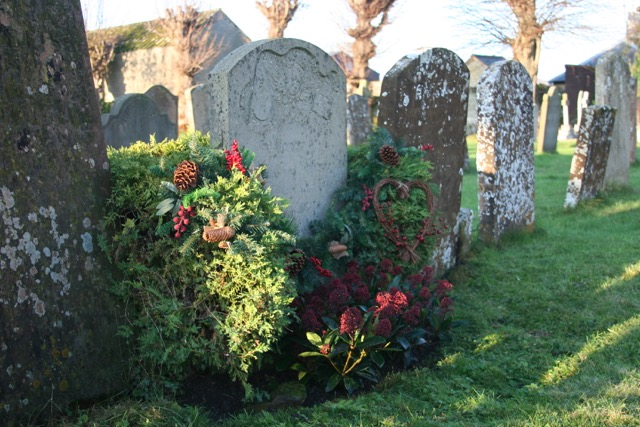 Bliss family grave