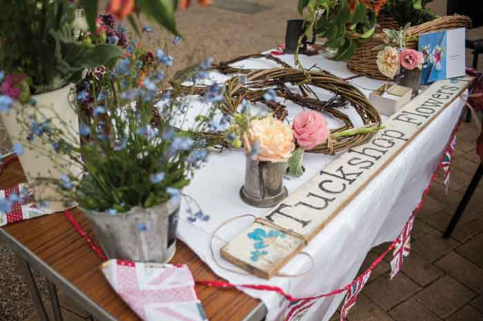 Tuckshop Flowers YODO