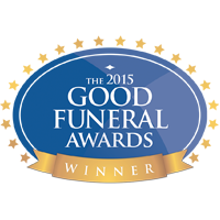 Good Funeral Award Winner badge