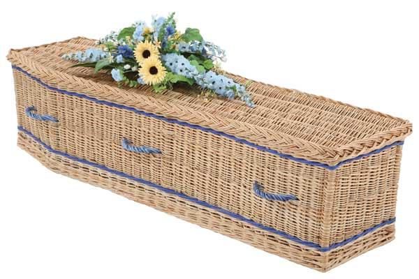 Somerset Willow coffin