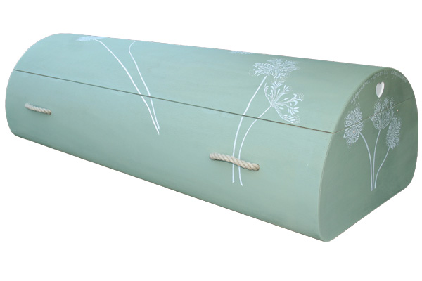 The Curve coffin