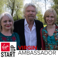 Virgin Start up Ambassadors - A Natural Undertaking