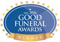 Winner Good funeral awards 2016