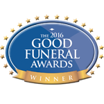 Good Funeral Awards Winner 2016