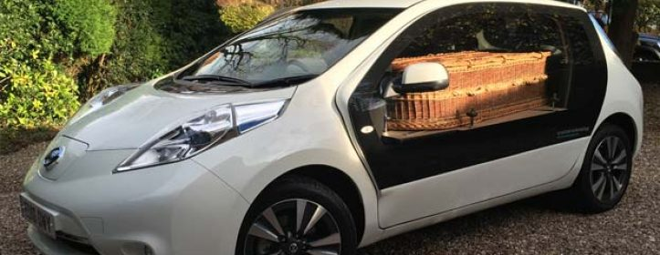 The New Eco-Hearse in Town